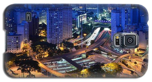 Sao Paulo Skyline - Downtown Galaxy S5 Case