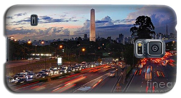 Sao Paulo Skyline - Ibirapuera Galaxy S5 Case