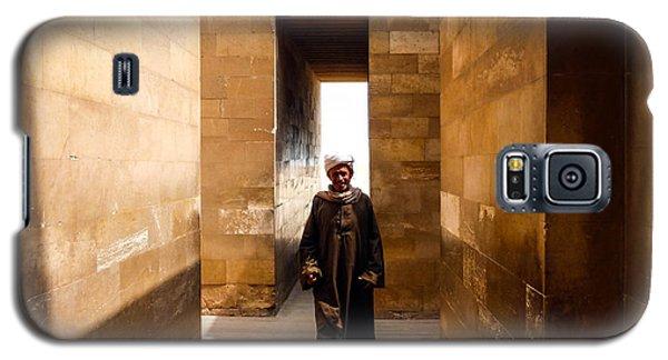 Saqqara Temple Galaxy S5 Case
