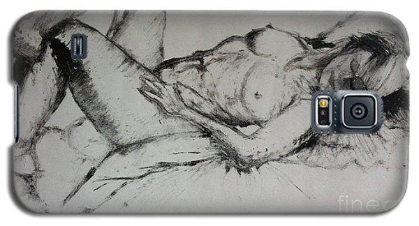 Sarah Sleeping Galaxy S5 Case
