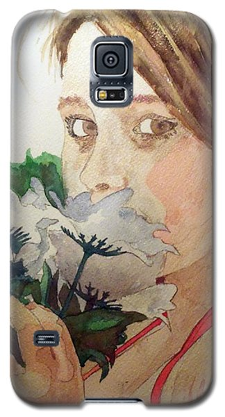 Sarah's Eyes Galaxy S5 Case