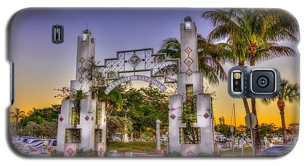 Sarasota Bayfront Galaxy S5 Case by Marvin Spates