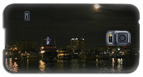 Galaxy S5 Case featuring the photograph Sarasota Harbor by Marta Alfred