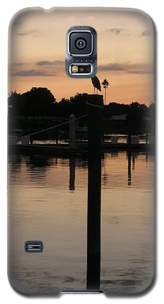 Sarasota Sunset Galaxy S5 Case by Emmy Marie Vickers