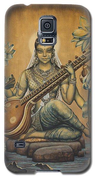 Sarasvati Shakti Galaxy S5 Case