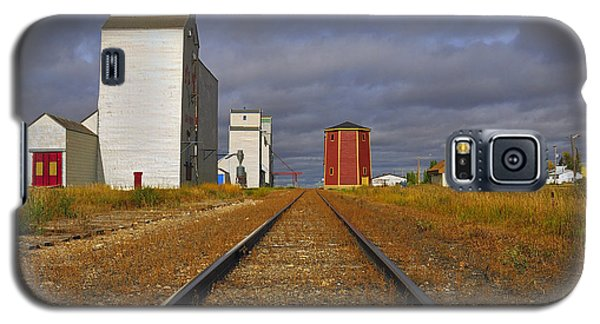 Saskatchewan Prairies Galaxy S5 Case