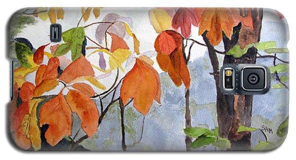 Sassafras Trees On The Ridge Galaxy S5 Case