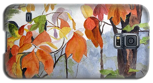 Sassafras Trees On The Ridge Galaxy S5 Case