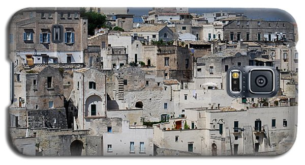 Sassi Of Matera Italy Galaxy S5 Case