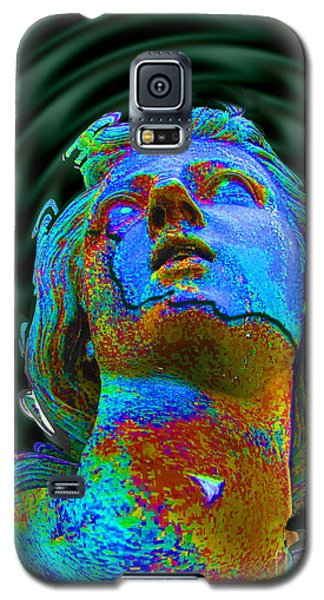 Galaxy S5 Case featuring the photograph Satisfaction by Yury Bashkin