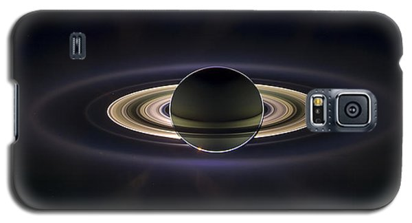 Saturn Galaxy S5 Case