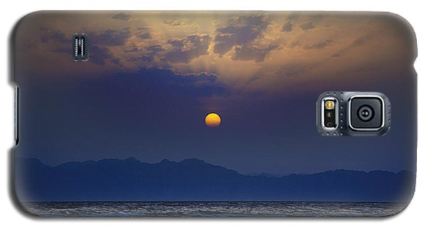 Saudi Sunrise Galaxy S5 Case