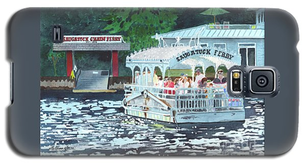 Saugatuck Chain Ferry Galaxy S5 Case
