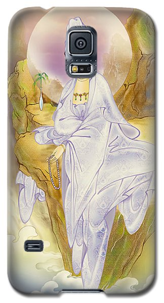 Sault-witnessing Kuan Yin Galaxy S5 Case by Lanjee Chee