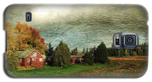 Sauvie Island Farm Galaxy S5 Case