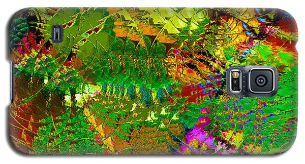 Savage Flowers Galaxy S5 Case by Hai Pham