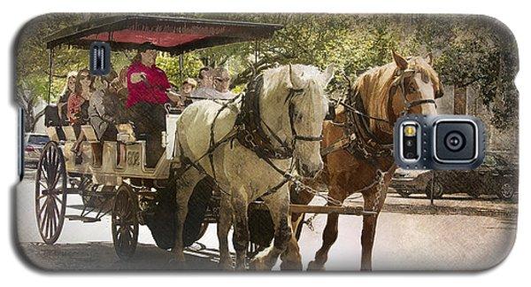 Savannah Carriage Ride Galaxy S5 Case