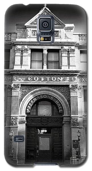 Savannah Cotton Exchange Galaxy S5 Case