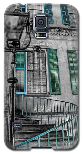 Savannah Green House Galaxy S5 Case by Henry Kowalski
