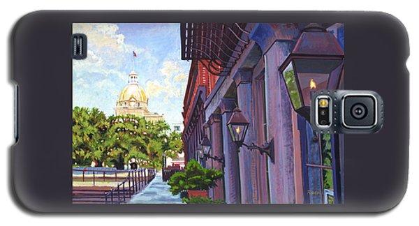 Savannah Morning Galaxy S5 Case by David Randall