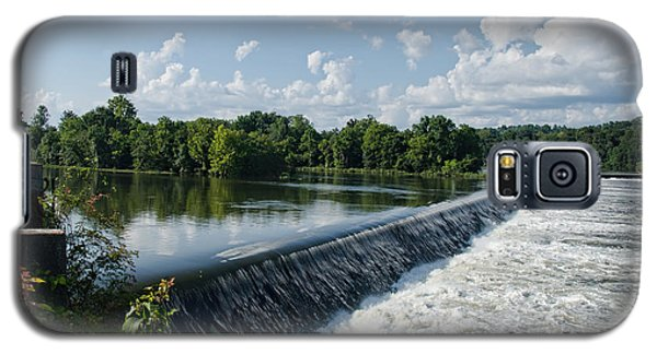 Savannah Rapids Galaxy S5 Case