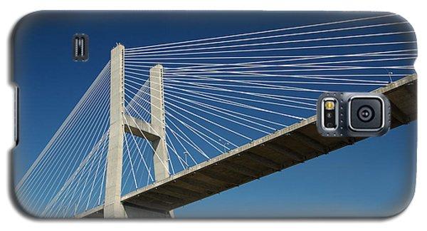 Savannah River Bridge Georgia Usa Galaxy S5 Case