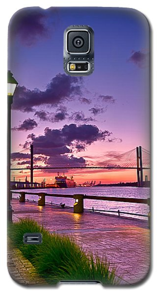 Savannah River Bridge Galaxy S5 Case