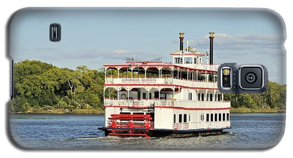 Savannah River Steamboat Galaxy S5 Case