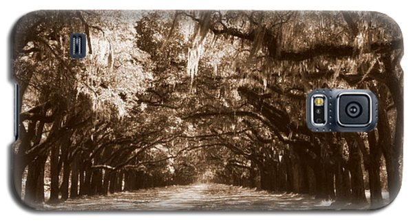Savannah Sepia - The Old South Galaxy S5 Case
