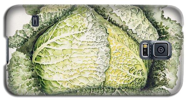 Savoy Cabbage  Galaxy S5 Case