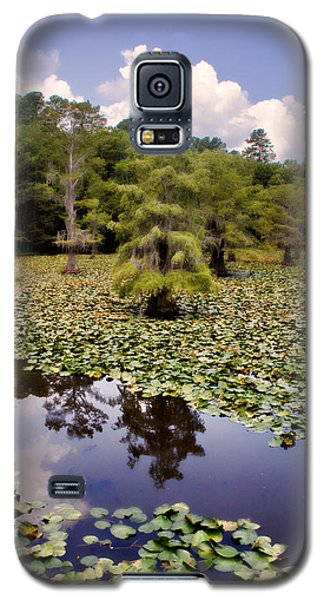 Saw Mill In July Galaxy S5 Case by Lana Trussell