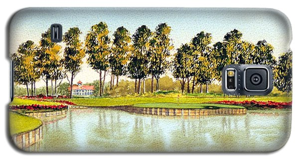 Sawgrass Tpc Golf Course 17th Hole Galaxy S5 Case