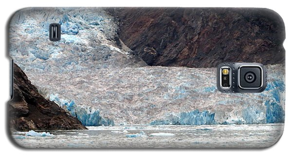 Galaxy S5 Case featuring the photograph Sawyer Glacier by Jennifer Wheatley Wolf