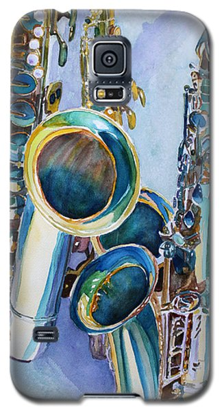 Saxy Trio Galaxy S5 Case