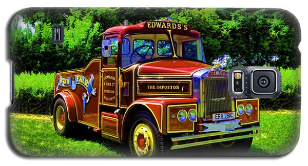 Scammell Highwayman - Color Galaxy S5 Case
