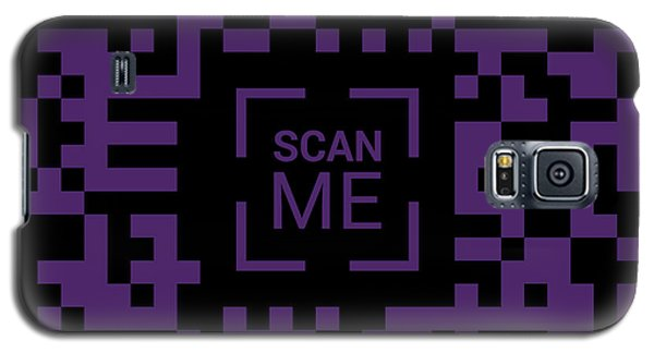Scan Me Galaxy S5 Case