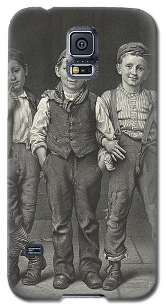 Scapegraces 1880 Galaxy S5 Case