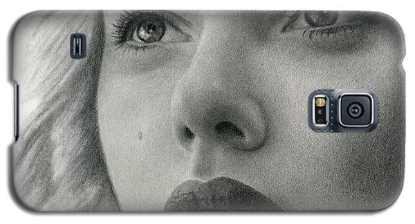 Scarlet Johansson Galaxy S5 Case
