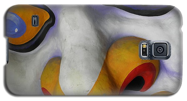 Galaxy S5 Case featuring the photograph Scary by Valerie Reeves