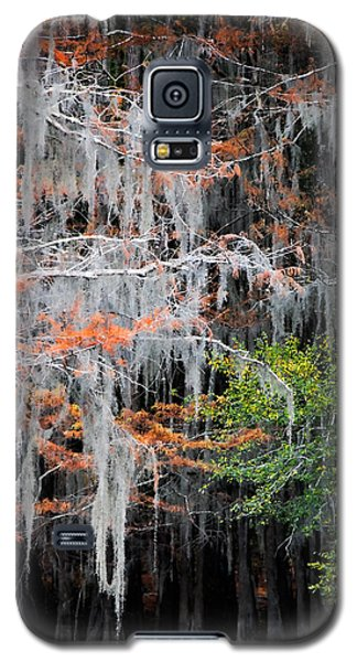 Scattered Rust Galaxy S5 Case by Lana Trussell
