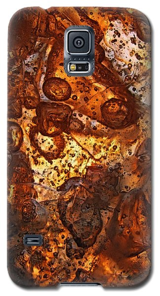 Scattering Galaxy S5 Case