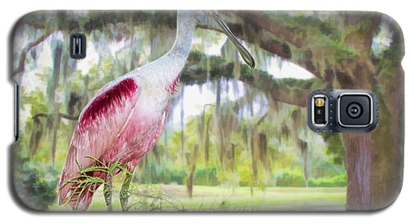 Scene From The Deep South Galaxy S5 Case by Bonnie Barry