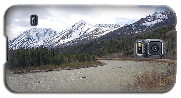 Scenic Alaskan River Galaxy S5 Case