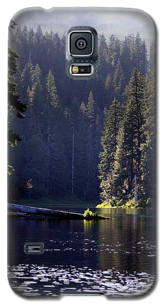 Scenic Clear Lake Galaxy S5 Case