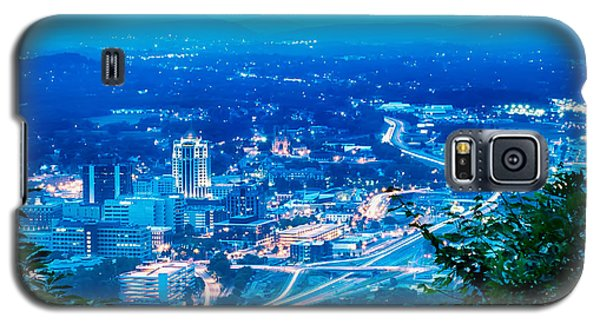 Scenics Around Mill Mountain Roanoke Virginia Usa Galaxy S5 Case