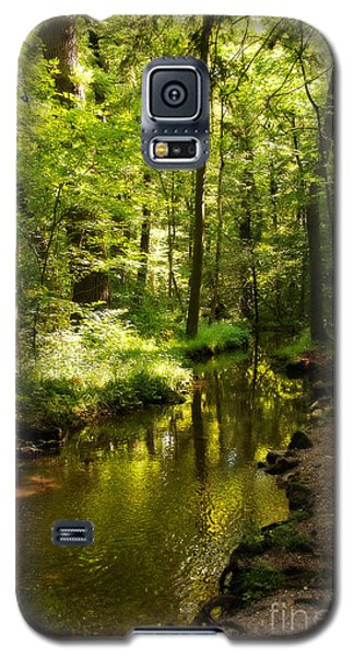 Scent Of Spring Galaxy S5 Case