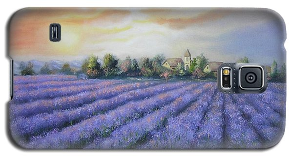 Scented Field Galaxy S5 Case