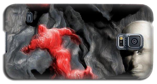 Schizophrenic Lucidity Galaxy S5 Case