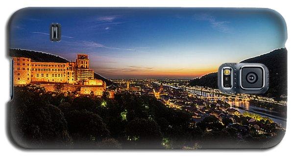 Schloss Heidelberg Galaxy S5 Case