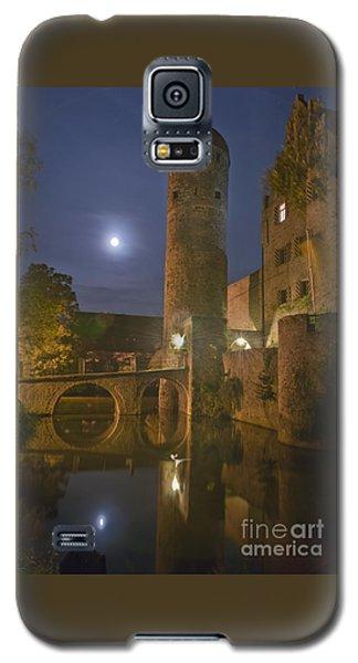 Schloss Sommersdorf By Moonlight Galaxy S5 Case